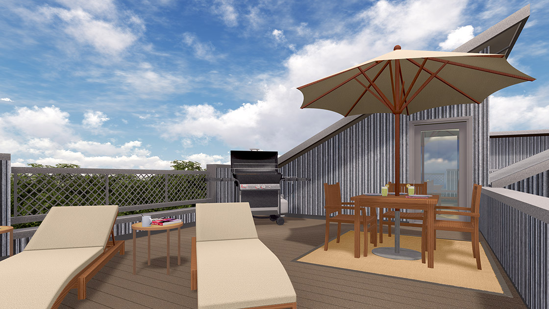 RoofDeck Option1